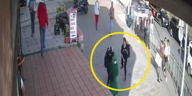 Karaköy'de tepki çeken saldırı