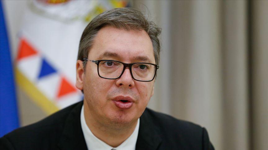 Sırbistan Cumhurbaşkanı Aleksandar Vucic hastaneye kaldırıldı