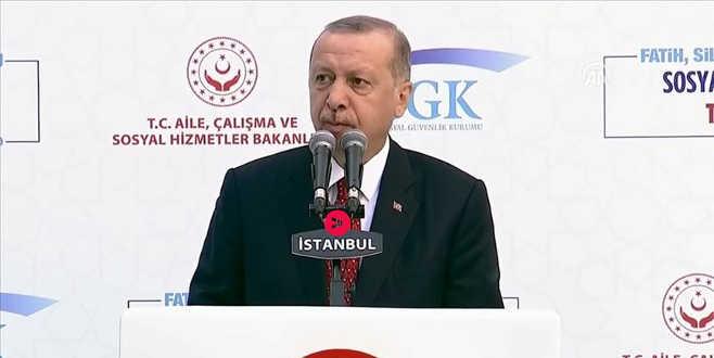 Erdoğan'dan EYT açıklaması
