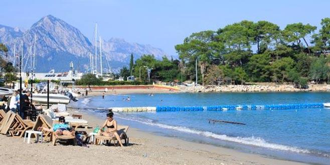 Antalya turizmdeyüzde 17 büyüdü