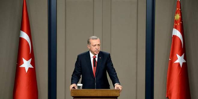 Cumhurbaşkanı Erdoğan'dan 20 kanuna onay