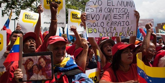 Bolivya'da ölenlerin sayısı 18'e yükseldi