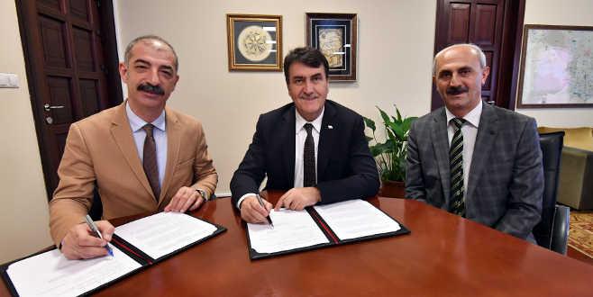 Osmangazi'de kurumlar arası işbirliği
