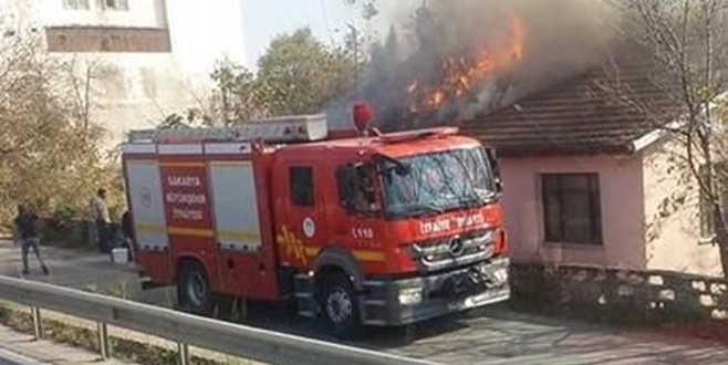 Yangın faciası: İki kardeş feci şekilde can verdi