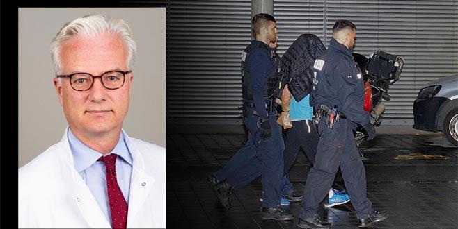 Almanya'da şok cinayet