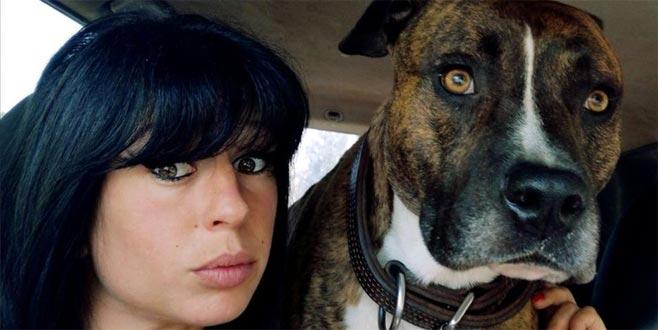 Köpekler hamile kadını öldürüdü