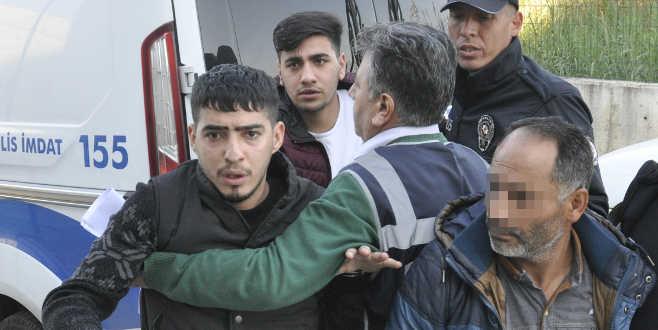Dizi oyuncusu tutuklandı