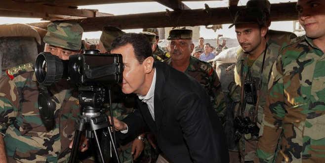 Kürtler Münbiç'i Esad'ı bırakıyor