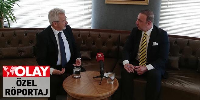 Başkan Erdem'den 'kentsel dönüşüm' açıklaması