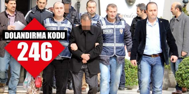 Bursa'da dolandırıcılara büyük darbe!