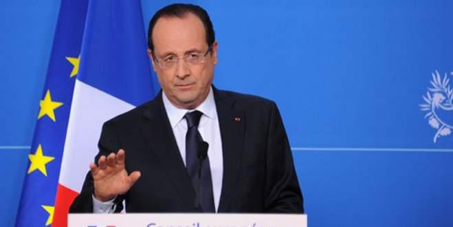 Hollande Esed ile görüşen Fransız parlamenterleri kınadı