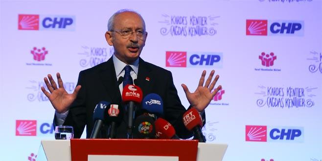 Kılıçdaroğlu: Kumpas var