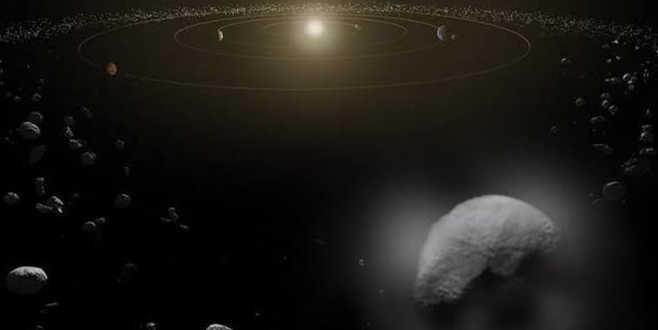 Meteorlarda şeker molekülü bulundu