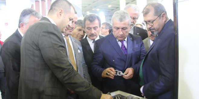 Metal sektörününkalbi Bursa'da atıyor