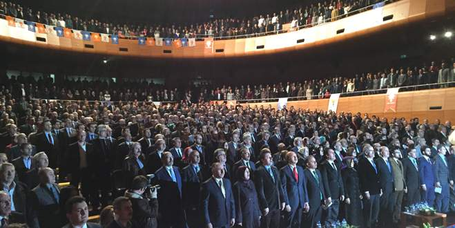 AK Parti aday adayları görücüye çıktı
