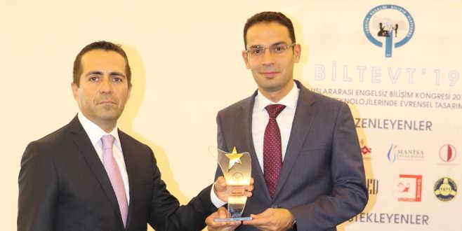 Limak Enerji'ye Engelsiz Bilişim Ödülü
