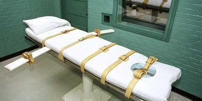 İdam cezasınamahkeme engeli