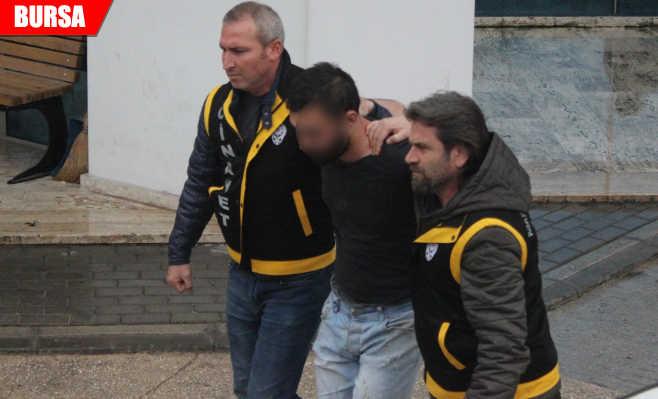 Polisi vuran zanlı tutuklandı