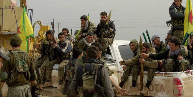 YPG heyetiRiyad'da