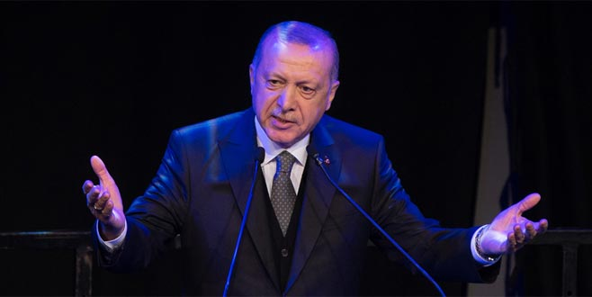 Erdoğan: Gözü olanlar lütfen terk etsin