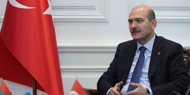 Bakan Soylu'dan 'Ceren Özdemir cinayeti' ve Bursa'daki dağcılarla ilgili açıklama