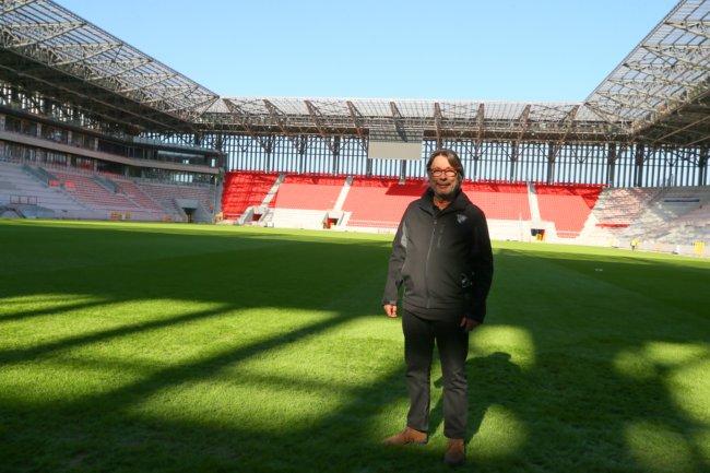 İşte Göztepe'nin yeni stadı
