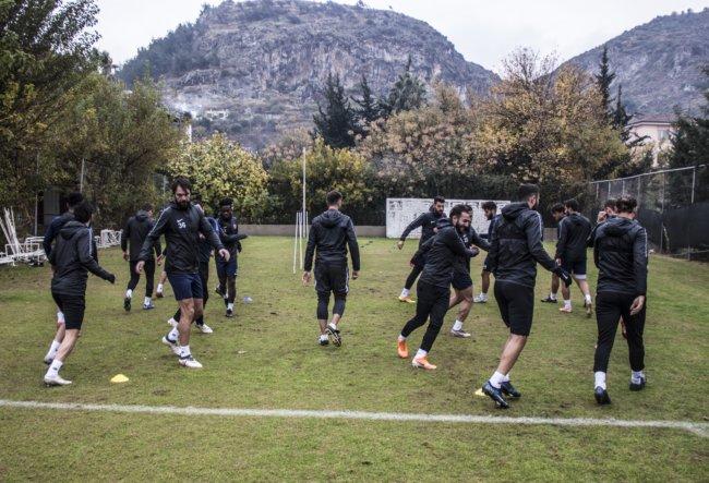 Süper Lig'e çıkmak istiyoruz