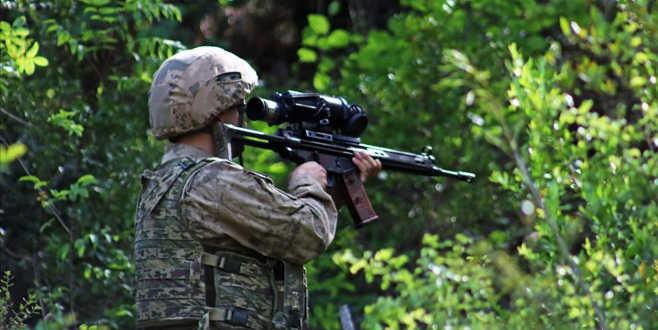 Hain tuzak: 2 asker yaralı