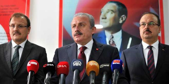 Şentop'tan Bursa'da 'Ceren Özdemir' açıklaması