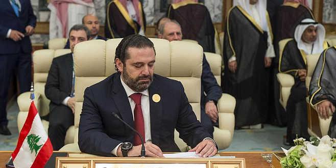 Lübnan Türkiye'denyardım talep etti