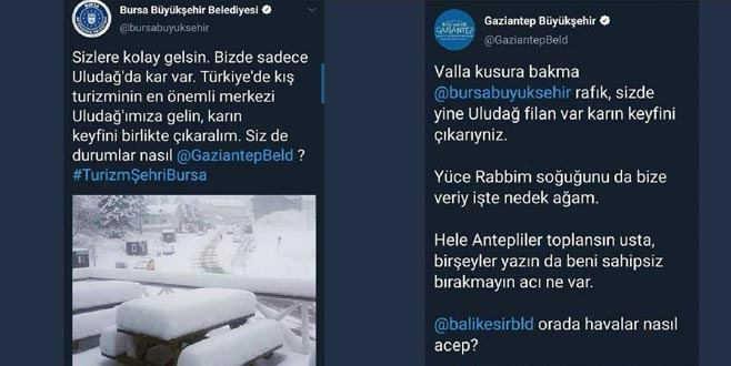 Bursa'dan Antep'e, Ağrı'dan Elazığ'a gülümseten diyalog
