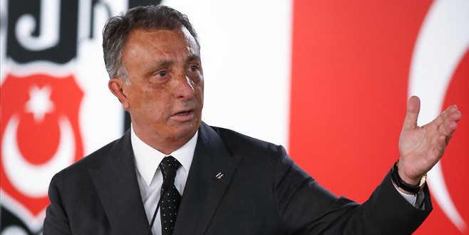 Beşiktaş başkanı duyurdu: UEFA'ya gidemeyebiliriz