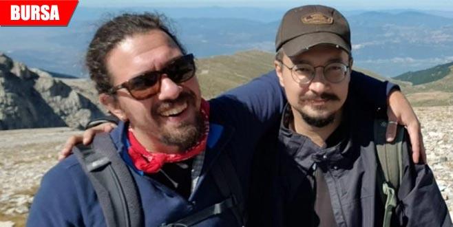 İki dağcıyı arama çalışmaları sürüyor
