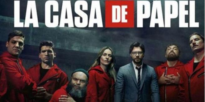 La Casa De Papel'in yeni sezon yayın tarihi açıklandı