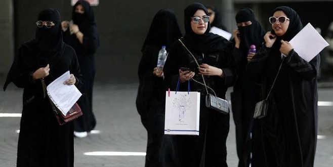 Suudi Arabistan'da bir ilk daha: Kadınlar artık...