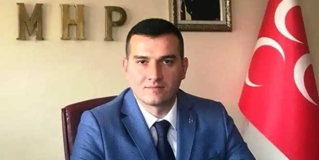 MHP'den açıklama! İl başkanı görevden alındı