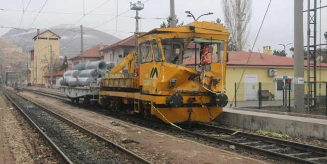 Demiryolunda kaza: 1 ölü, 7 yaralı