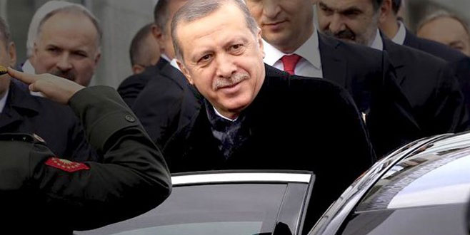 Yerli oto görücüye çıkıyor, direksiyonda Erdoğan var