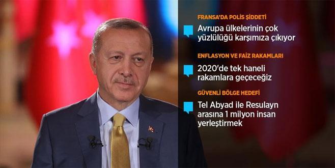 Erdoğan: Libya'yla anlaşmada Türkiye uluslararası haklarını kullandı