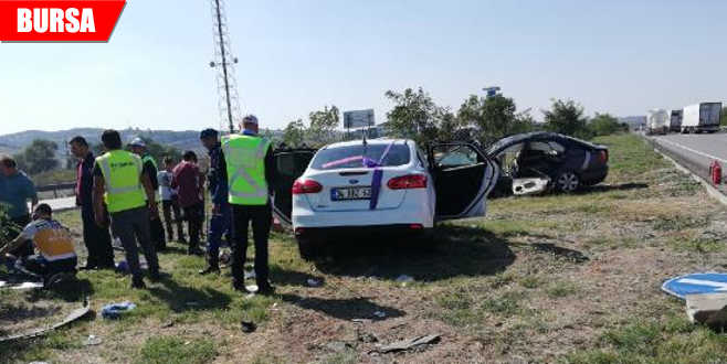 Gelin arabası ile 4 kişinin ölümüne neden olmuştu! Karar çıktı