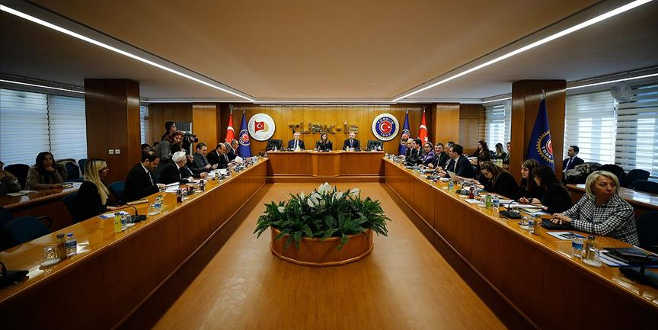 Asgari Ücret Tespit Komisyonu ikinci kez toplandı