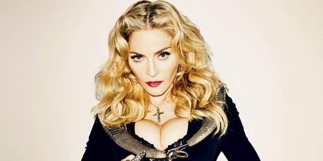 Madonna Mert'i unutmadı