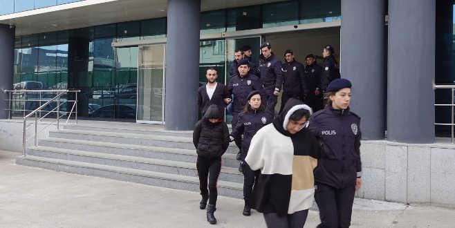 Bursa'daki uyuşturucu operasyonunda yeni gelişme