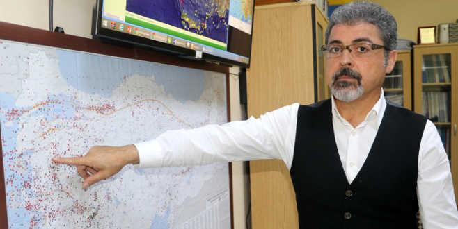 Balıkesir depremiyle ilgili dikkat çeken açıklama