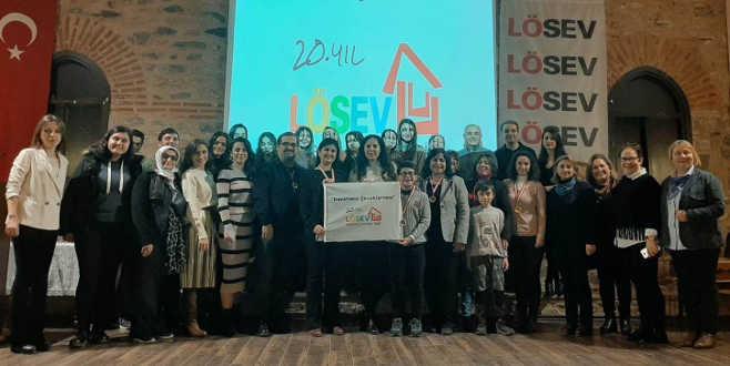 LÖSEV Dünya Gönüllüler Günü'nü kutladı