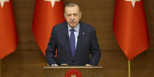 Erdoğan müjdeyi verdi! Aylık 894 TL taksitle...