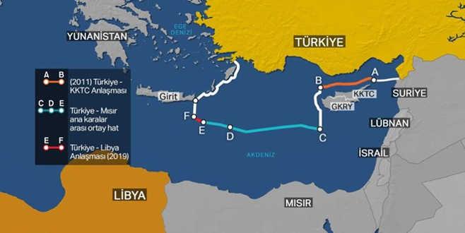 Türkiye Libya anlaşmasını BM'ye bildirdi