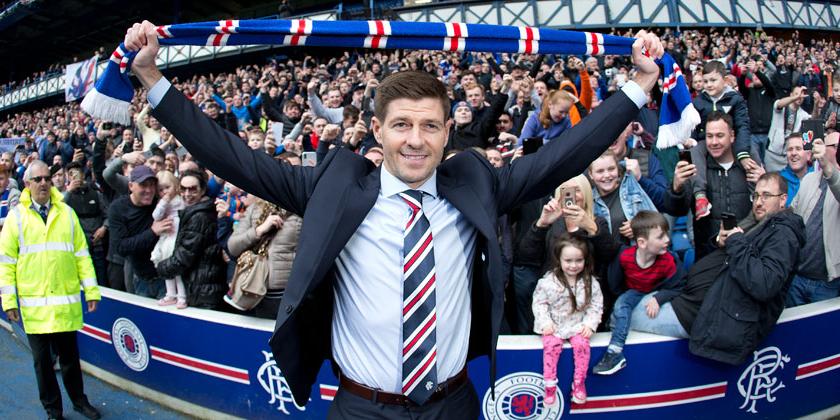 Gerrard sözleşme uzattı