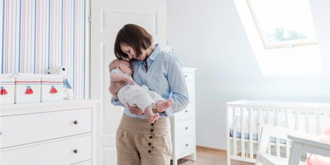 Bebeğinizin odası için kullandığınız renk gelecekteki kariyerini belirliyor! Beyaz renk seçerseniz...