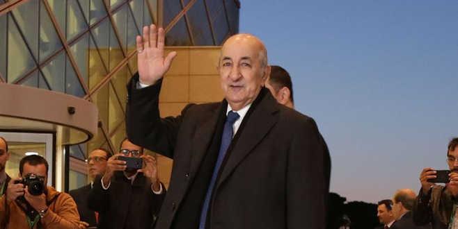 Cezayir'in yeni cumhurbaşkanı belli oldu